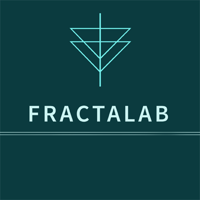 Logo Fractalab editable